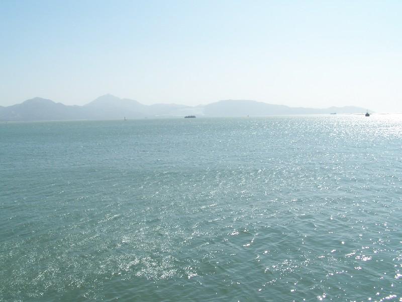 后海湾海景风光!