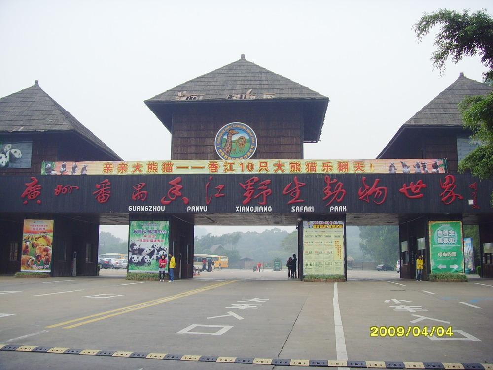 【游山玩水】 广州长隆野生动物园游记