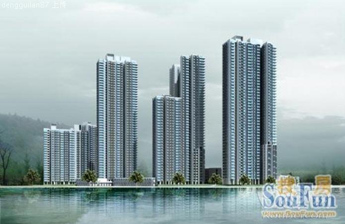 深圳南山蛇口半岛城邦二期现楼发售