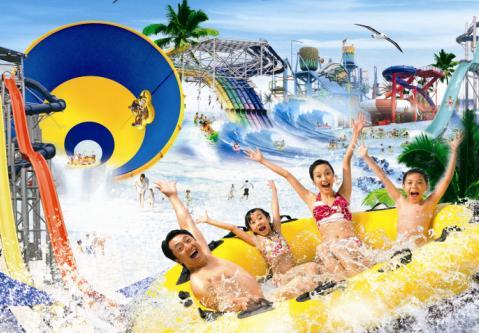 长隆欢乐世界 水上乐园 大马戏 香江动物园五月最新特价消息