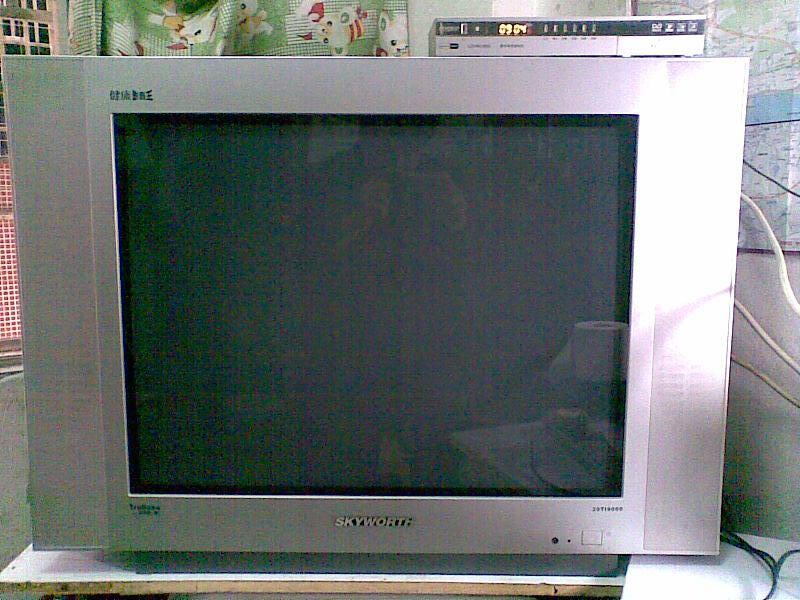 处理闲置创维29寸纯平电视