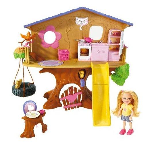 聪明棒拼芭比娃娃房子步骤图片
