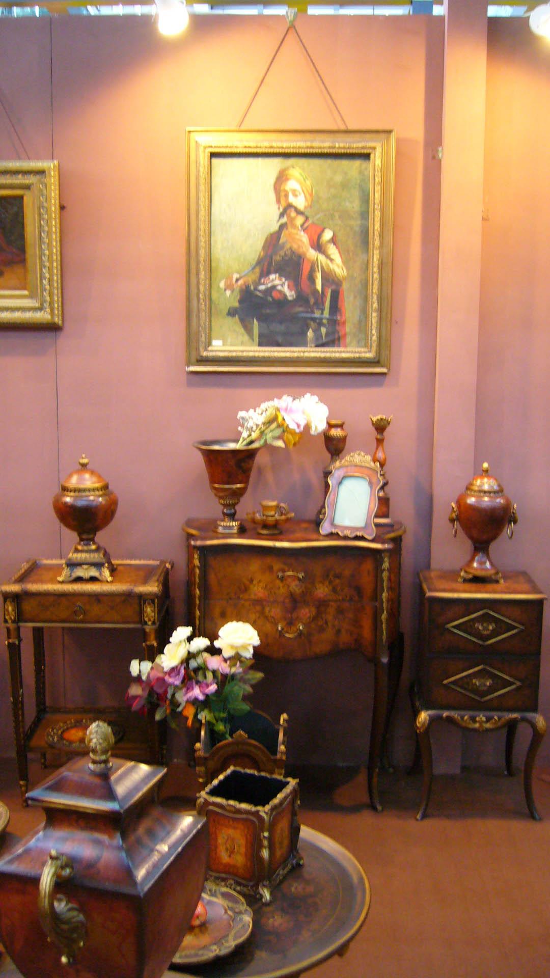 客厅 装修 古欧式