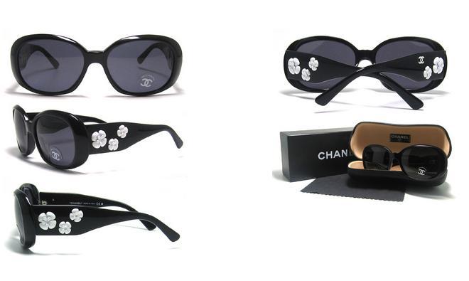 chanel香奈儿太阳眼镜墨镜 山茶花 经典款 团购价 1980米