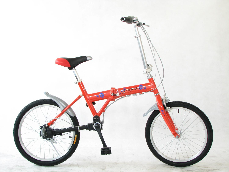 让全新天津飞鸽自行车厂折叠自行车一辆 其他闲置图片