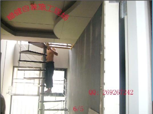 ◆◆木工制作——包门套
