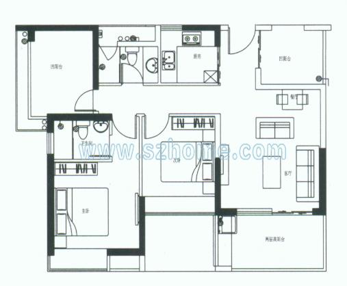 > 房子结构设计