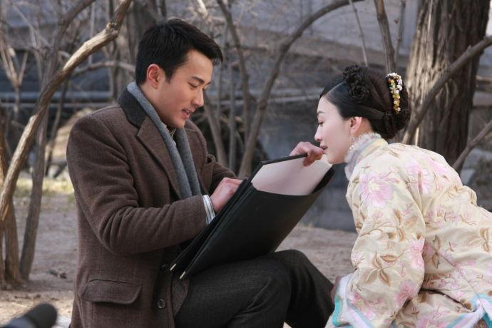 刘恺威李小冉;; 电视剧观后感--凤穿牡丹; 《凤穿牡丹》