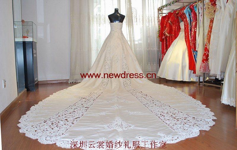 深圳新娘结婚服装专卖. 婚庆服务图片