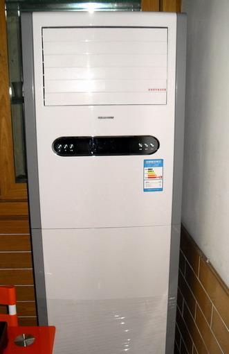 托我转让全新的高档节能海信变频三开门电冰箱,2匹科龙柜式空调