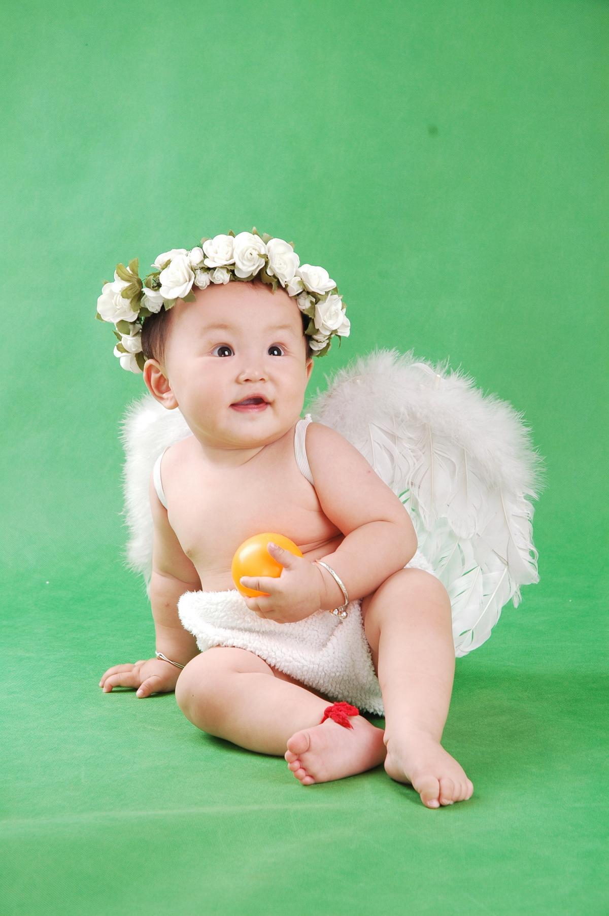> 第2个明星宝贝闪耀登场!征集0-1岁可爱宝贝做胎教美图.