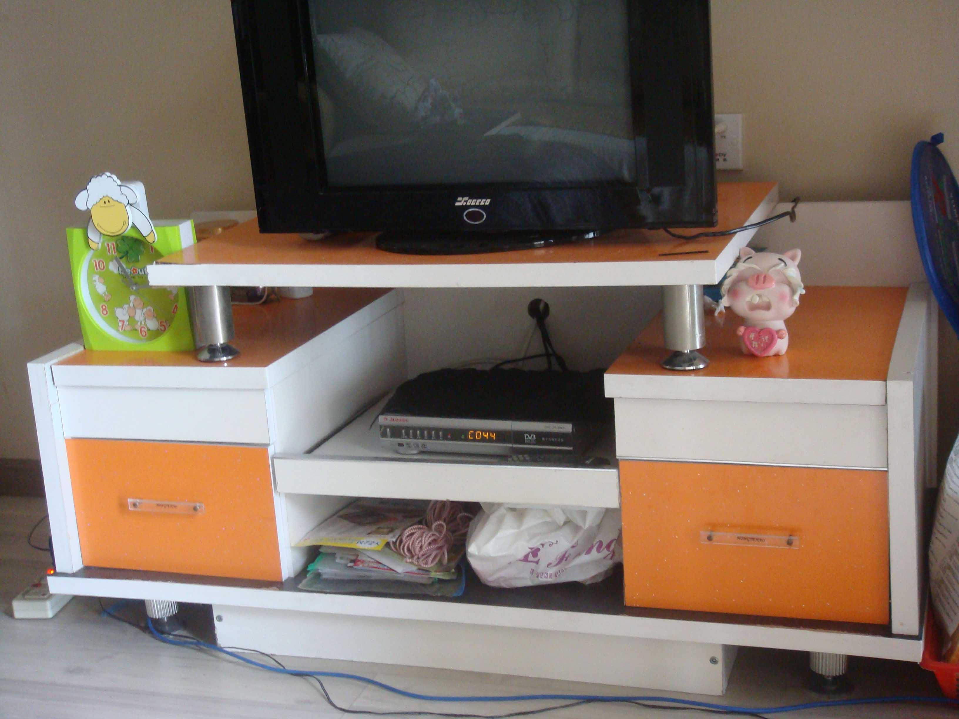 电脑桌,电视机柜