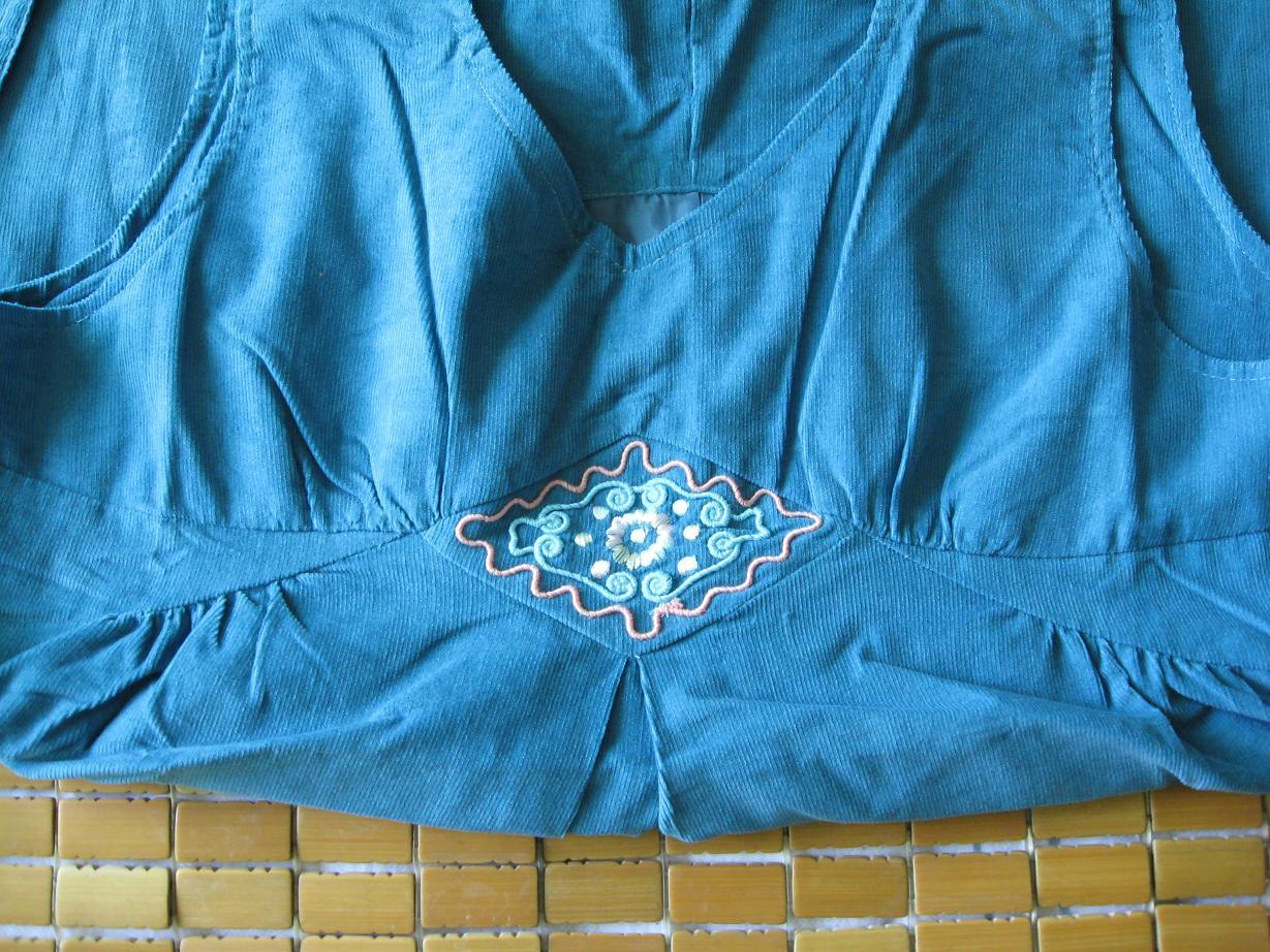 蚊帐制作裙子步骤