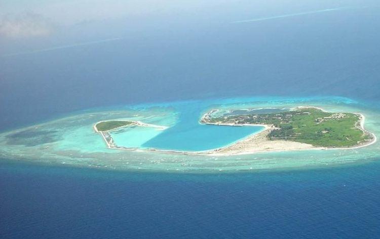 """""""中国的马尔代夫""""——西沙群岛"""