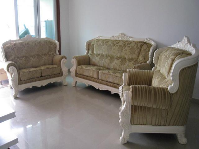低价转让全新欧式沙发