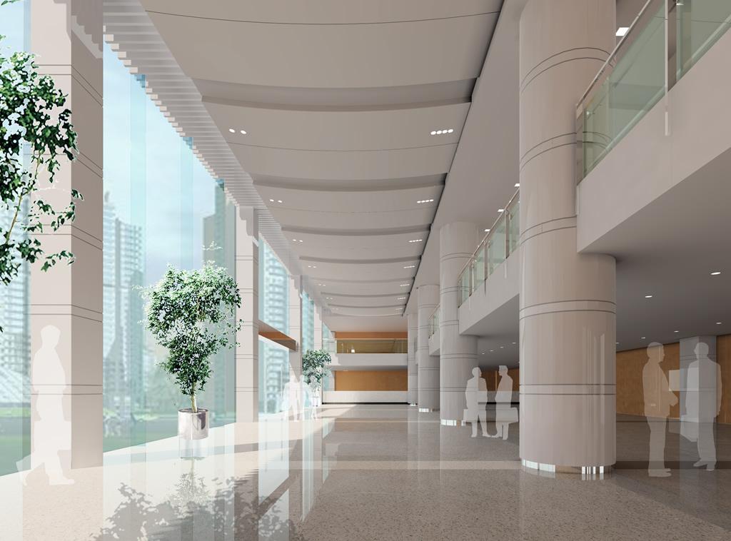 构 贵阳办公室装修效果图 白俊宇的设计师家园 中国建筑高清图片
