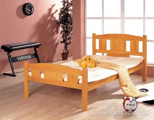 出1米的实木床和床垫(蛇口)