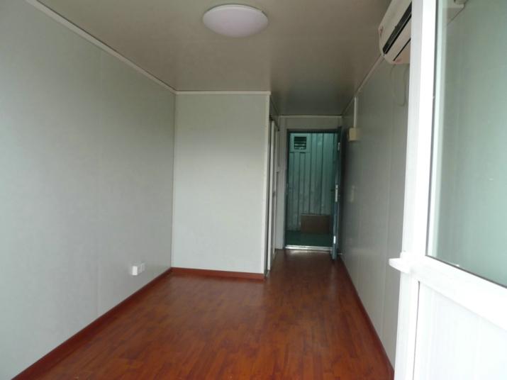 中集集装箱房屋:珠海城市职业学院的留学生宿舍