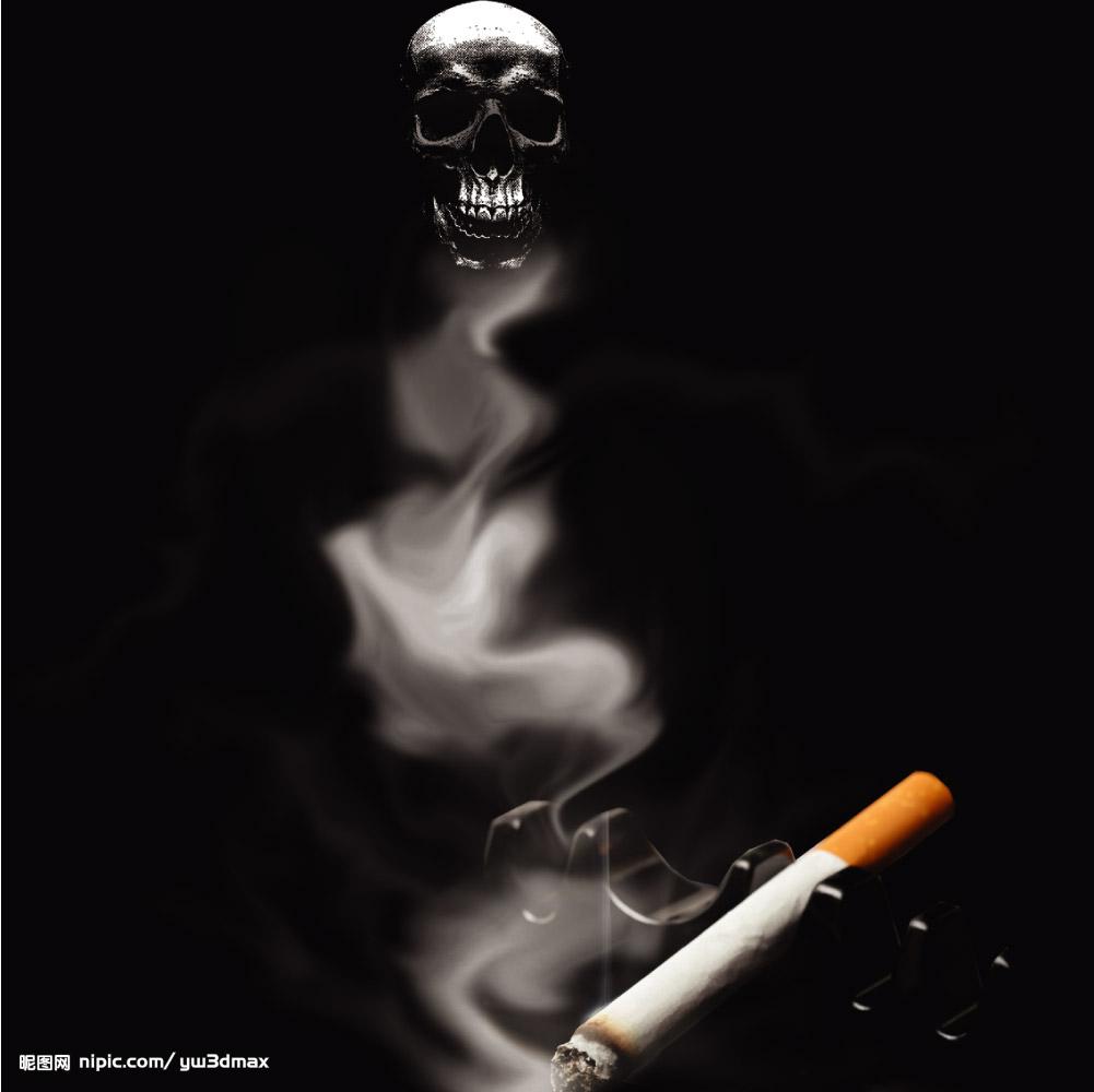 吸煙有害健康的海報