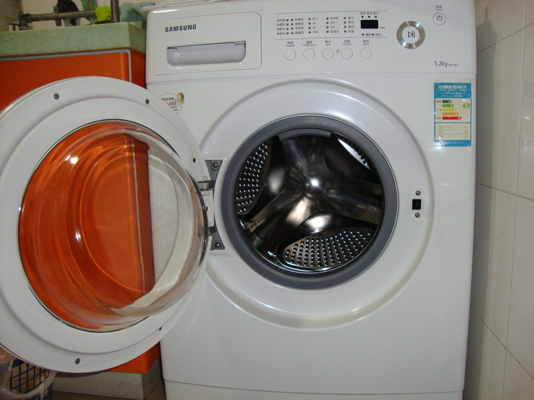 [转让]滚筒洗衣机 热水器