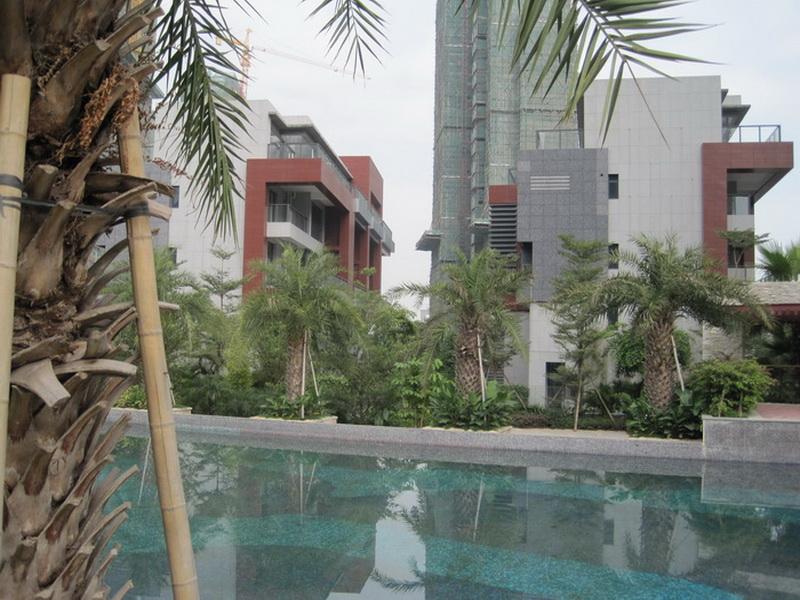 图说曦湾巴比伦空中别墅花园 - 家在深圳 - 房网论坛