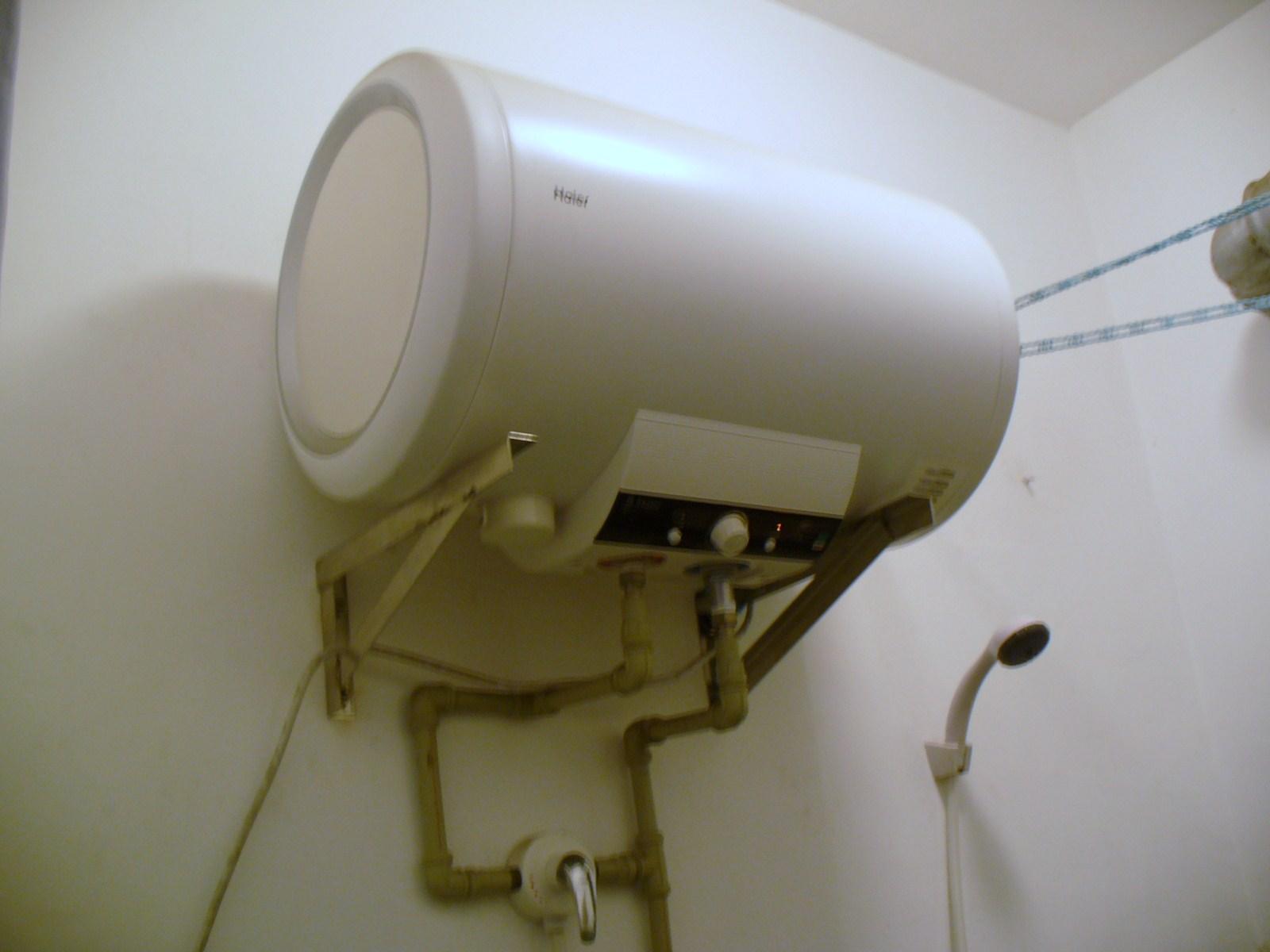 九成新海尔电热水器与创维21彩电转让