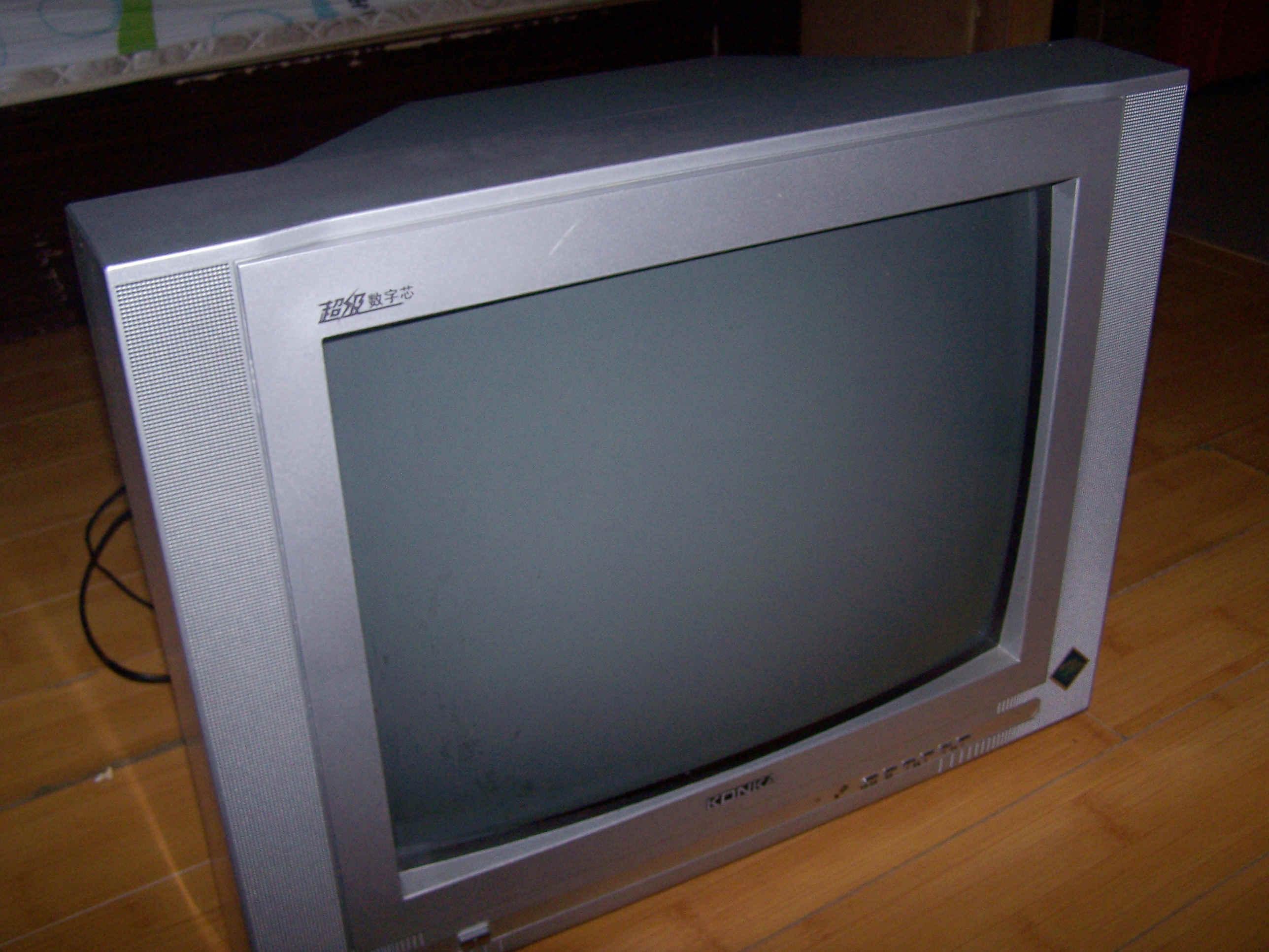 康佳21寸crt电视转让