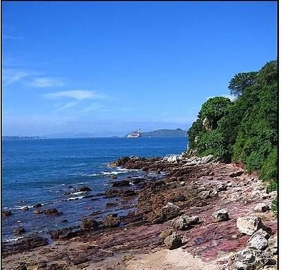 深圳三门岛两天游