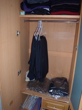 1米8衣柜内部设计图