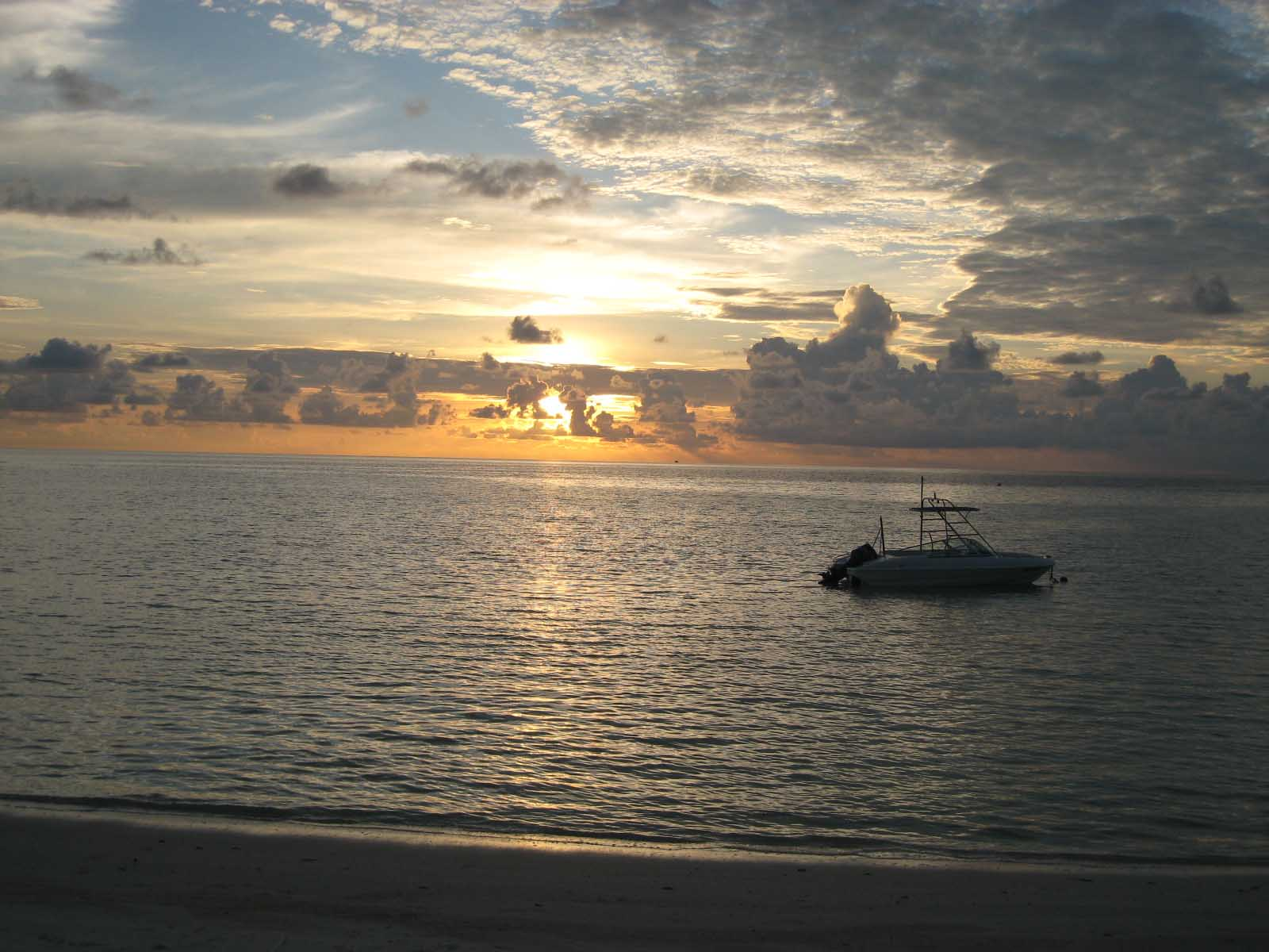 > 我的蜜月,我的双鱼岛----olhuveli beach & spa resort