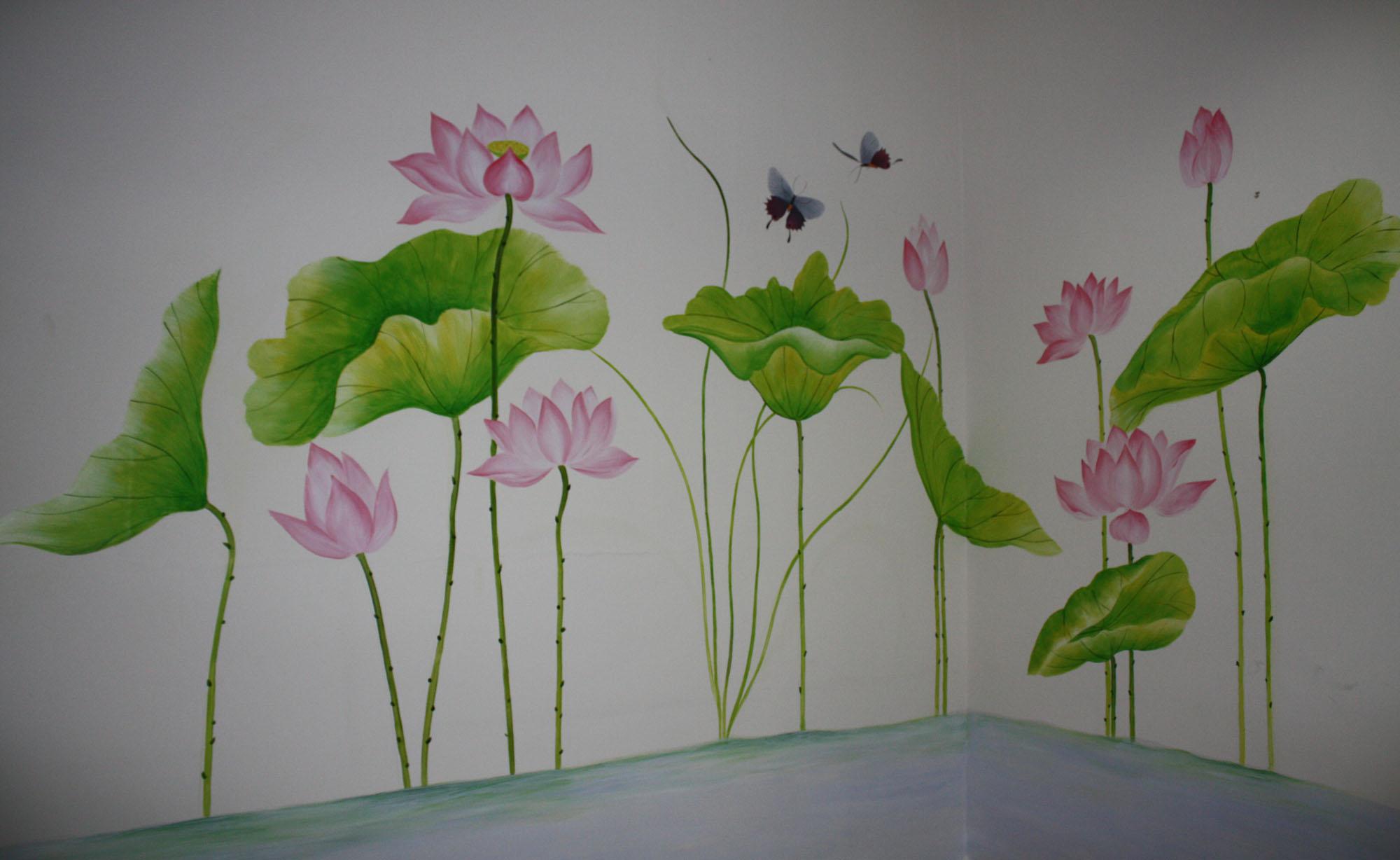 > 求助:懂背景墙和手工壁画的朋友