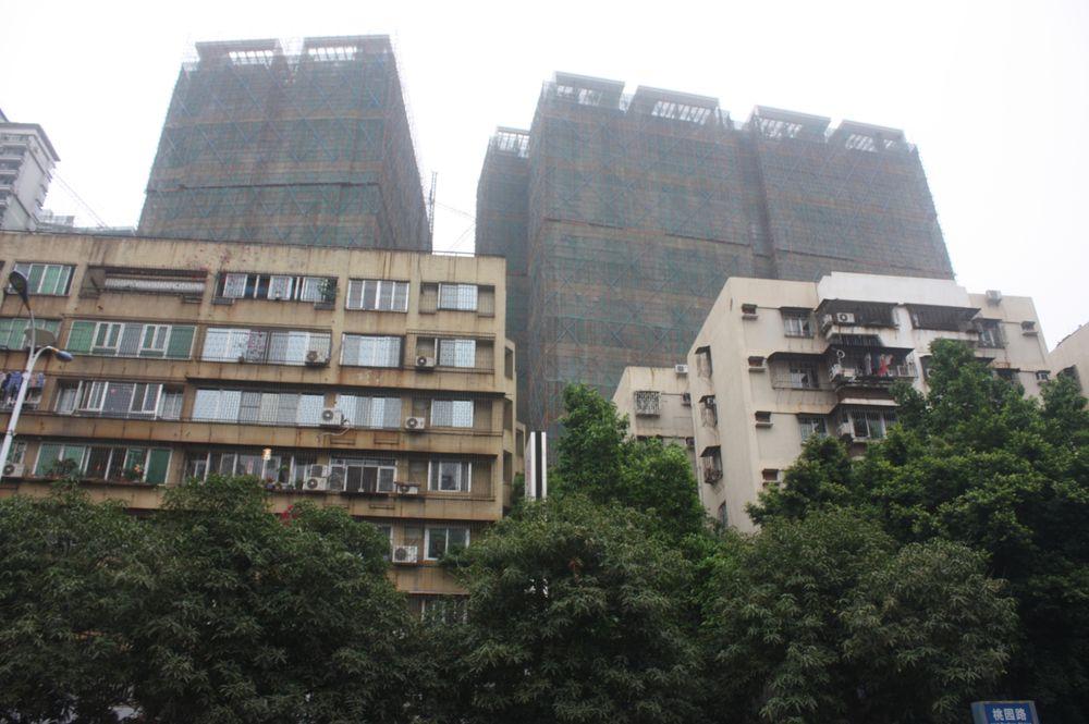 前海中心新都市综合体田厦翡翠明珠5月面市