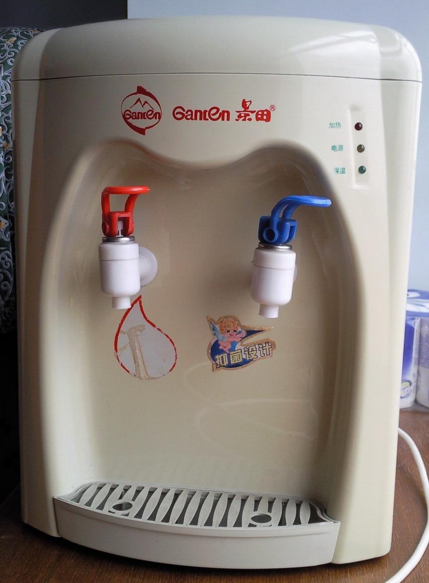 [转让]9成新饮水机, 景田的