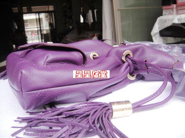 burberry紫色包包