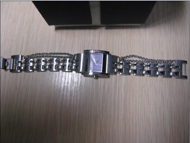 转全新时尚ESPRIT手表 以物换物图片