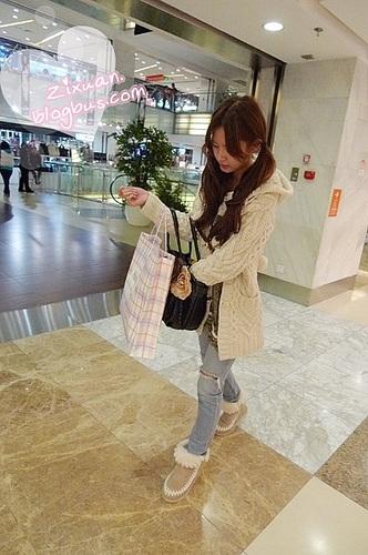 mou雪地靴 日本订单