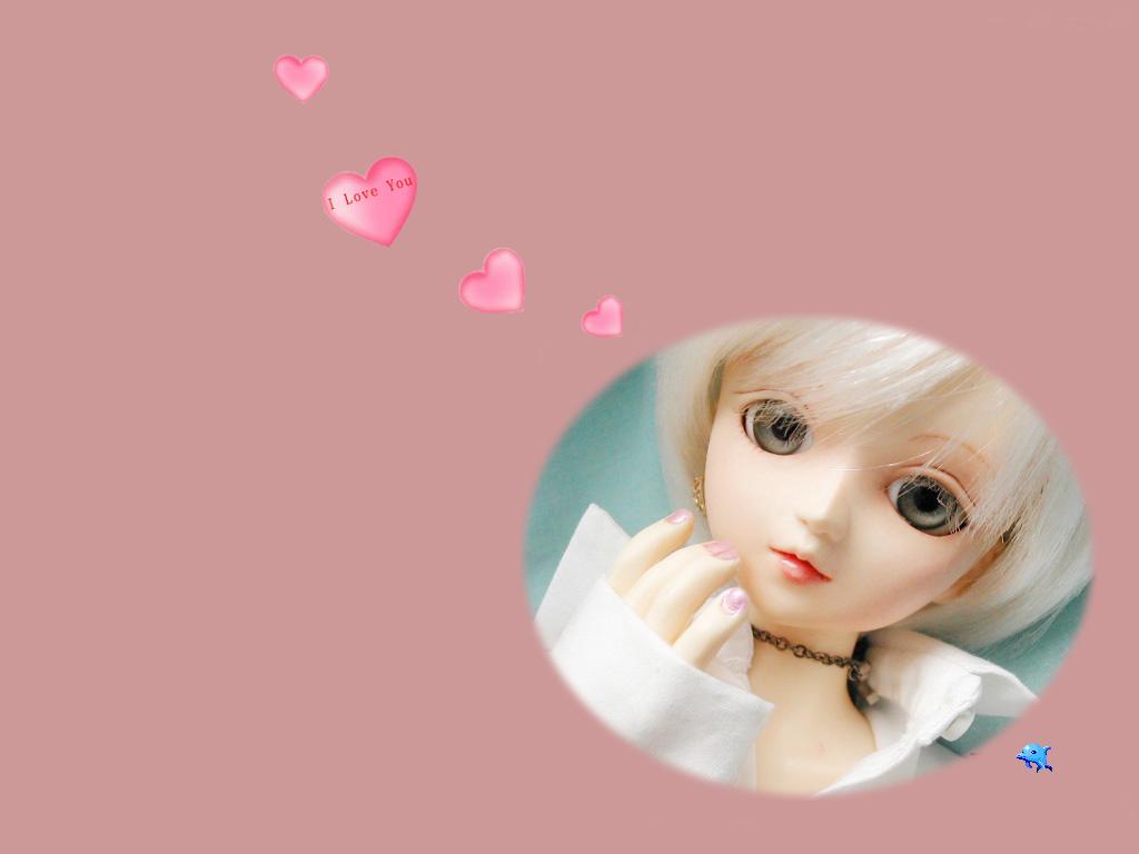 > 漂亮滴sd娃娃桌面