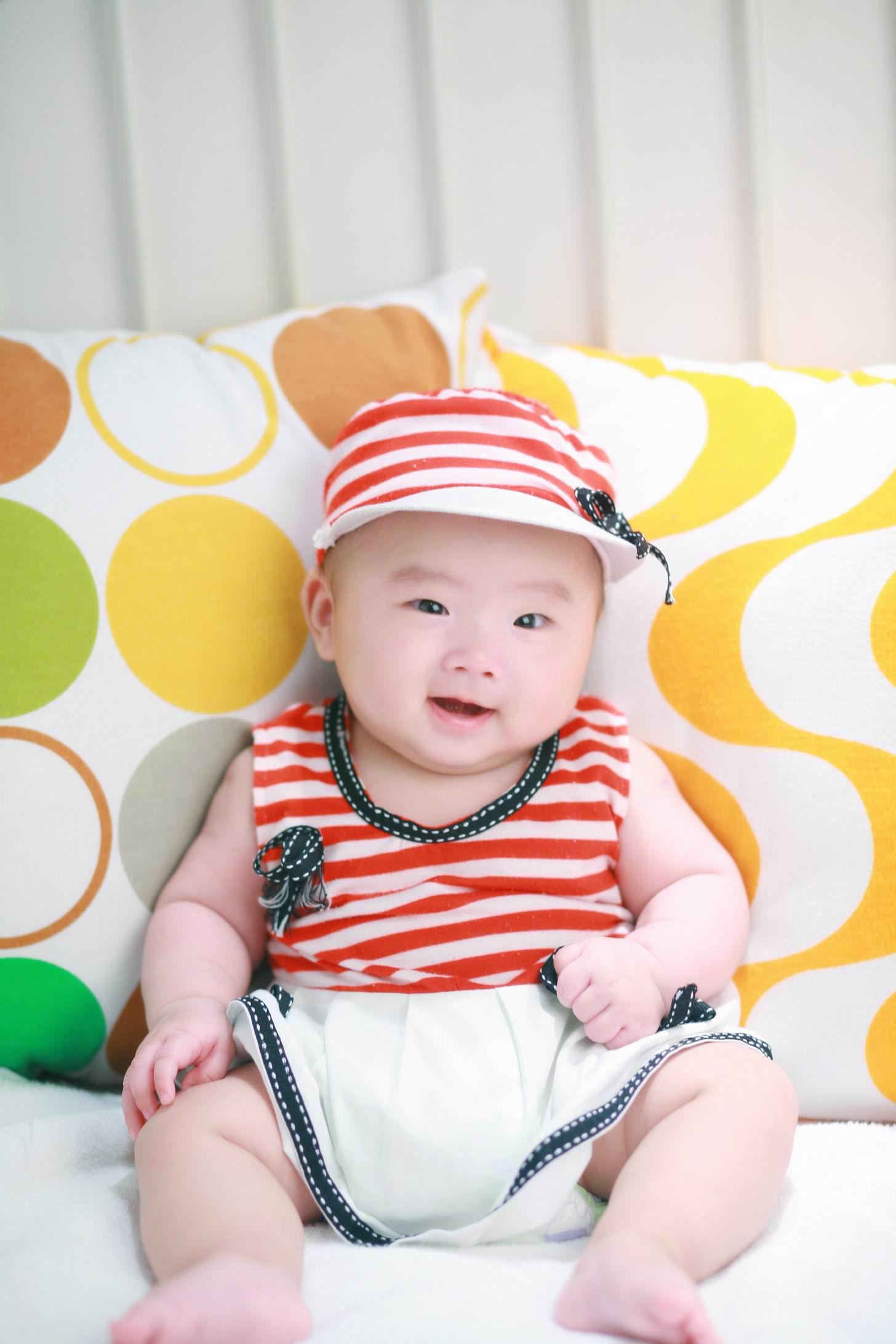 漂亮宝宝图片大全可爱 龙凤胎