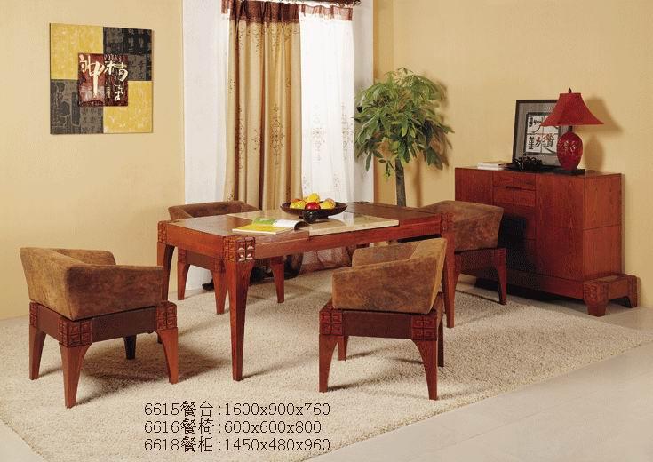 新中式榆木家具