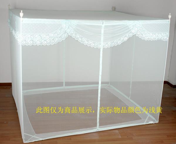 蚊帐安装步骤图解