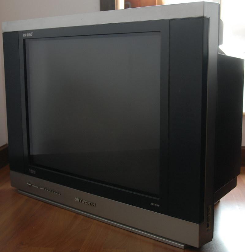 > 转让自用创维29寸电视一台,工作正常,无维修史