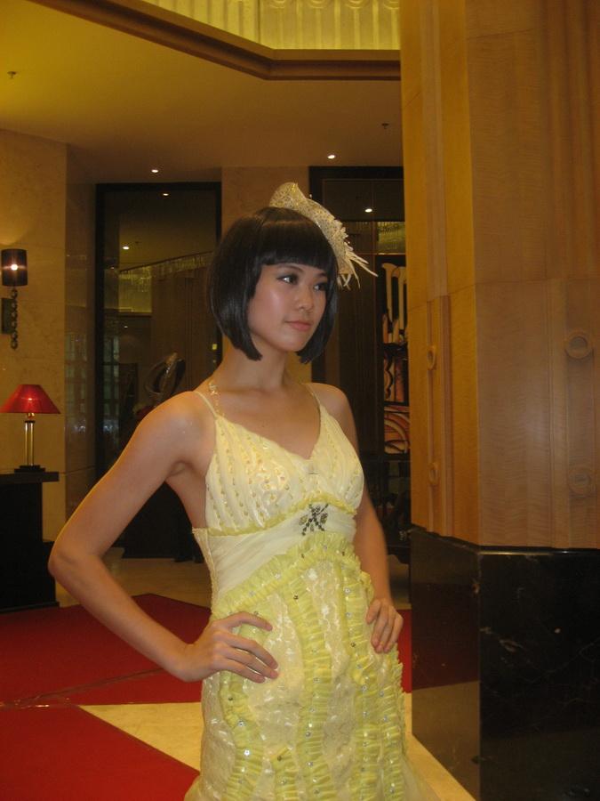 在东莞长安沃多夫公寓拍的美女