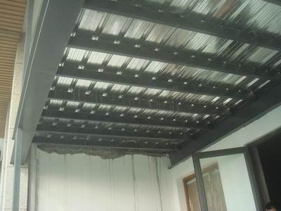 这个是钢结构阳台