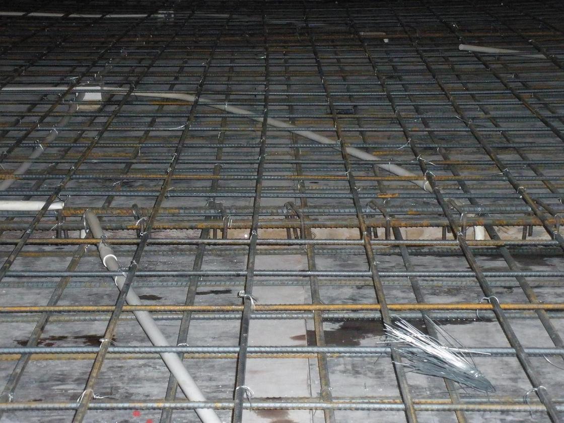 梯和楼板施工经验