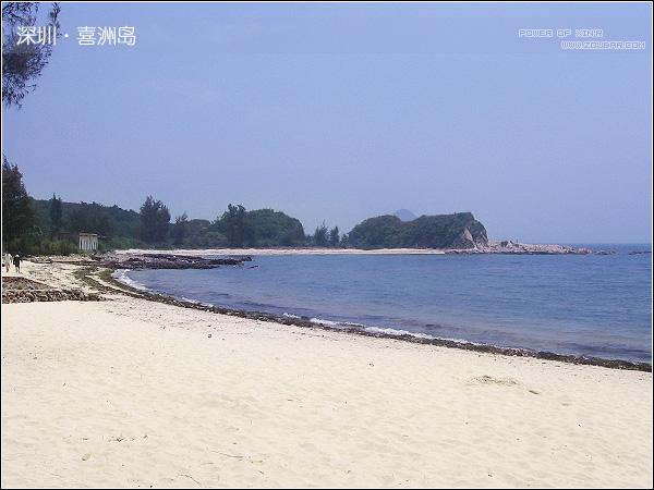 约伴--8月8日喜洲岛露营,远眺红排角---还差一名额