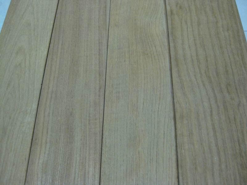 纯正的缅甸柚木地板(素板)来啦