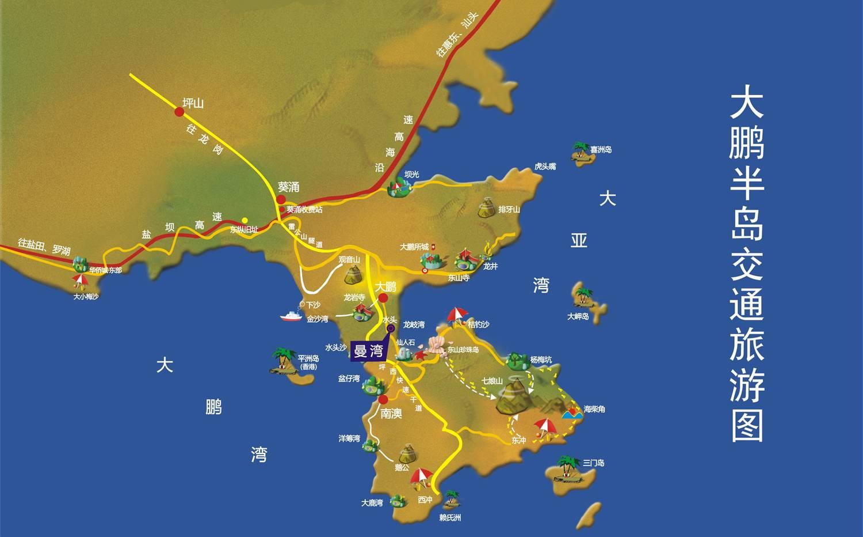 大鹏半岛:曼湾价值-发现之旅! - 一南策略 - 一南策略