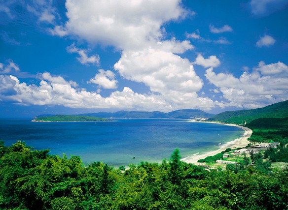 深圳大鹏半岛被认定为黄金海岸 - 一南策略 - 一南策略