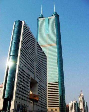 深圳十大摩天大楼 - 曾伟的日志