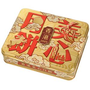 转香港美心月饼 安琪月饼